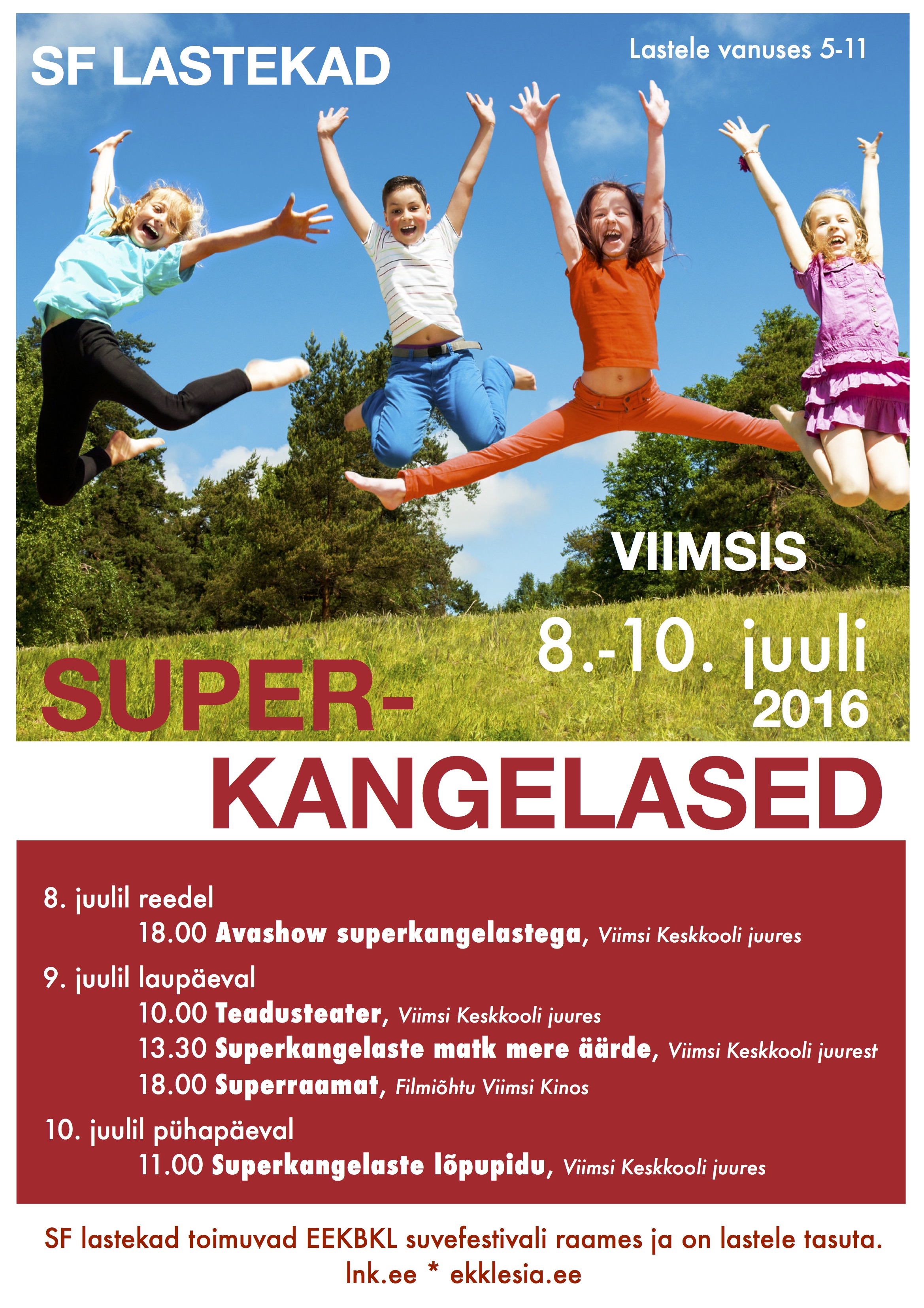 Superkangelased SF2016 Viimsi web